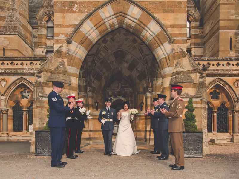 Ettington Park Hotel Wedding