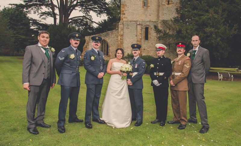 Ettington Park Hotel Wedding, Stratford-Upon-Avon 53