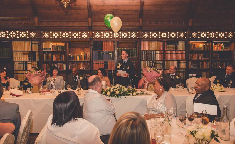 Ettington Park Hotel Wedding, Stratford-Upon-Avon