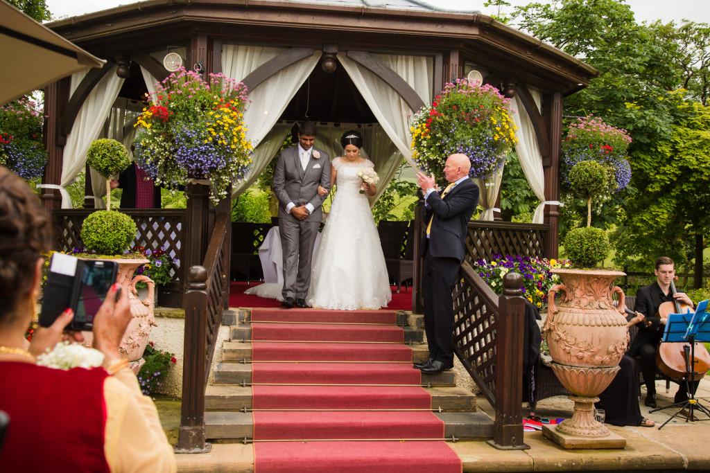 Gibbon Bridge Wedding 13
