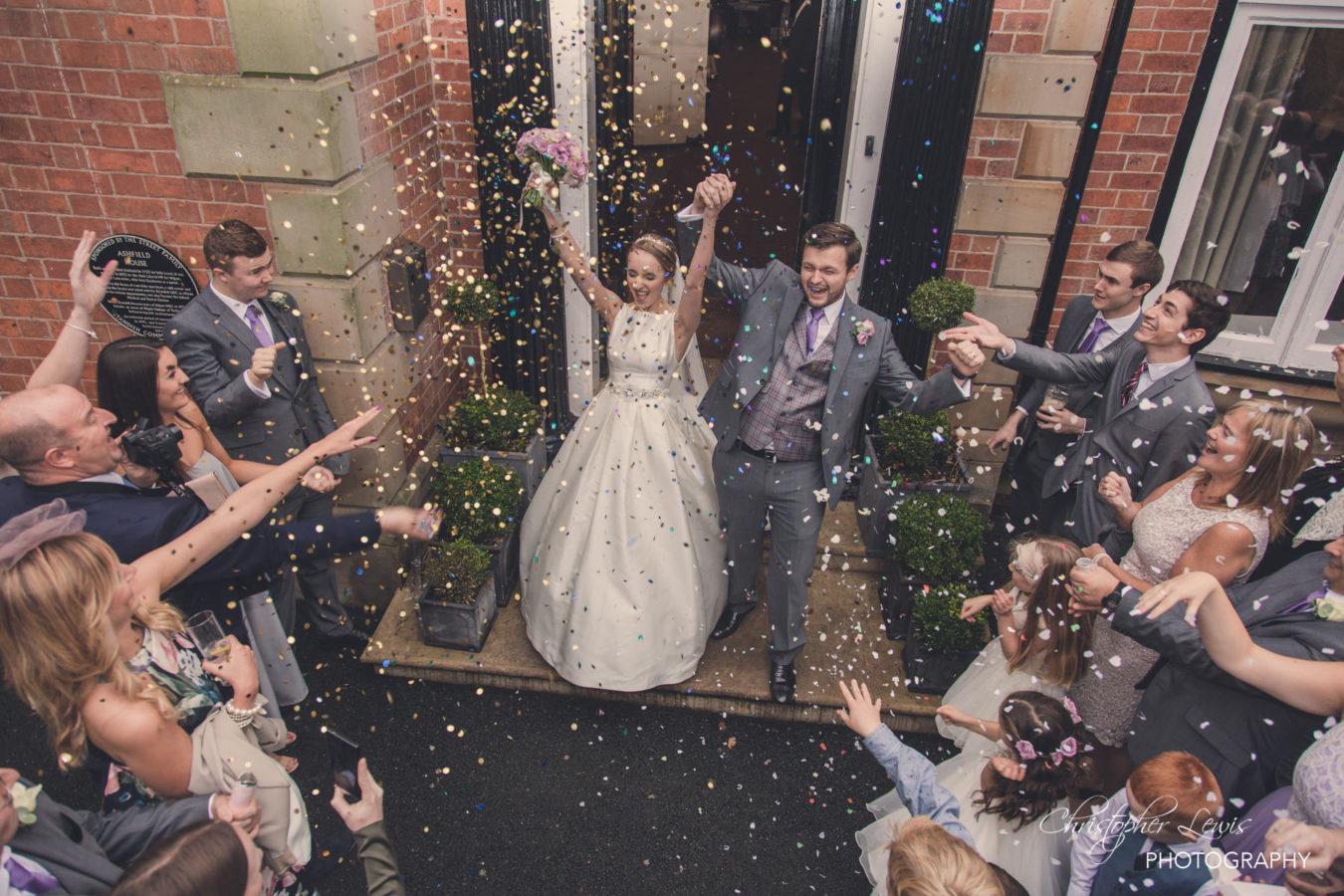 Ashfield House Wedding 125