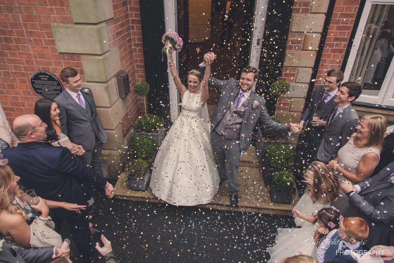 Ashfield House Wedding 128