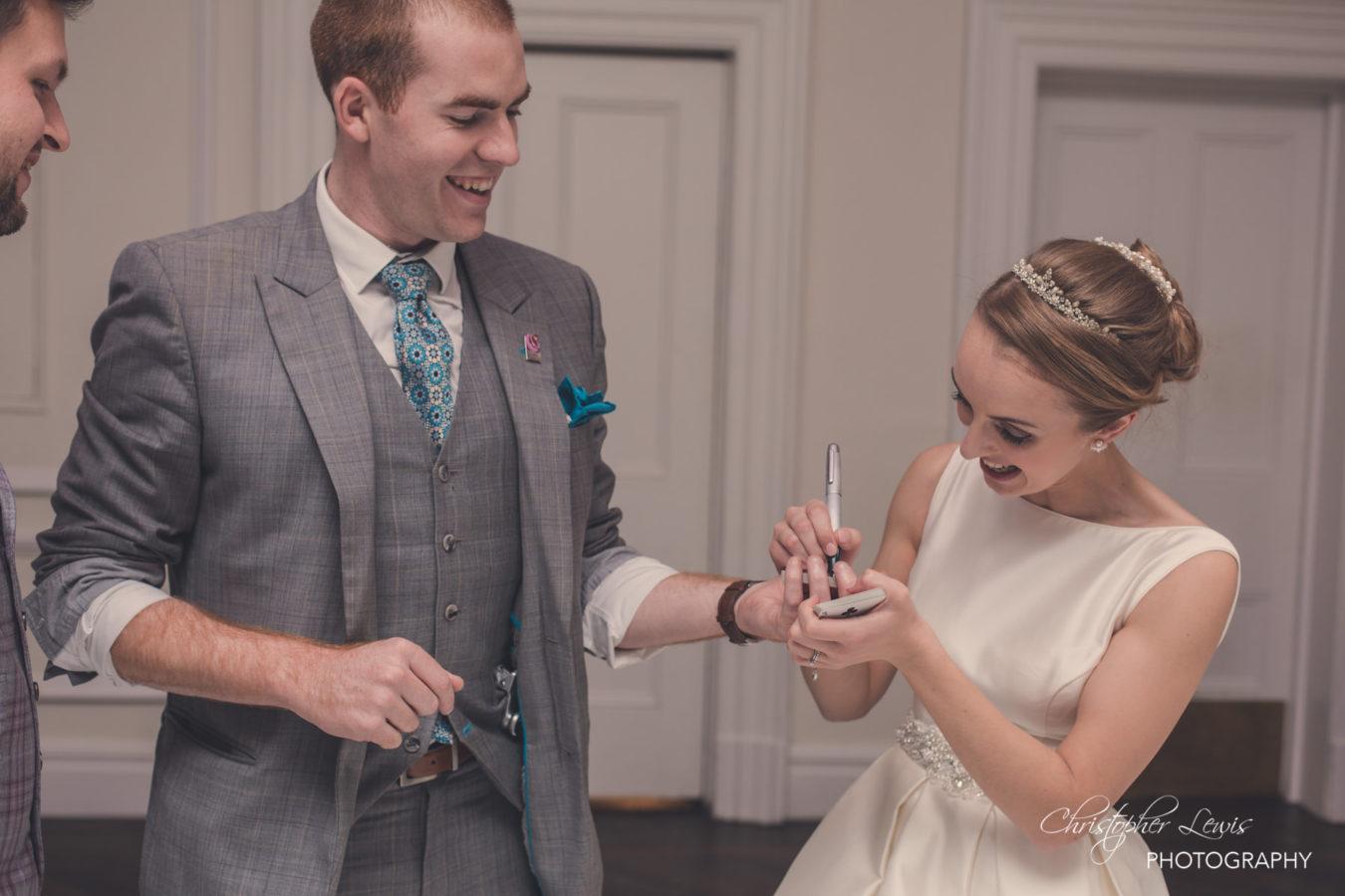 Ashfield House Wedding 180