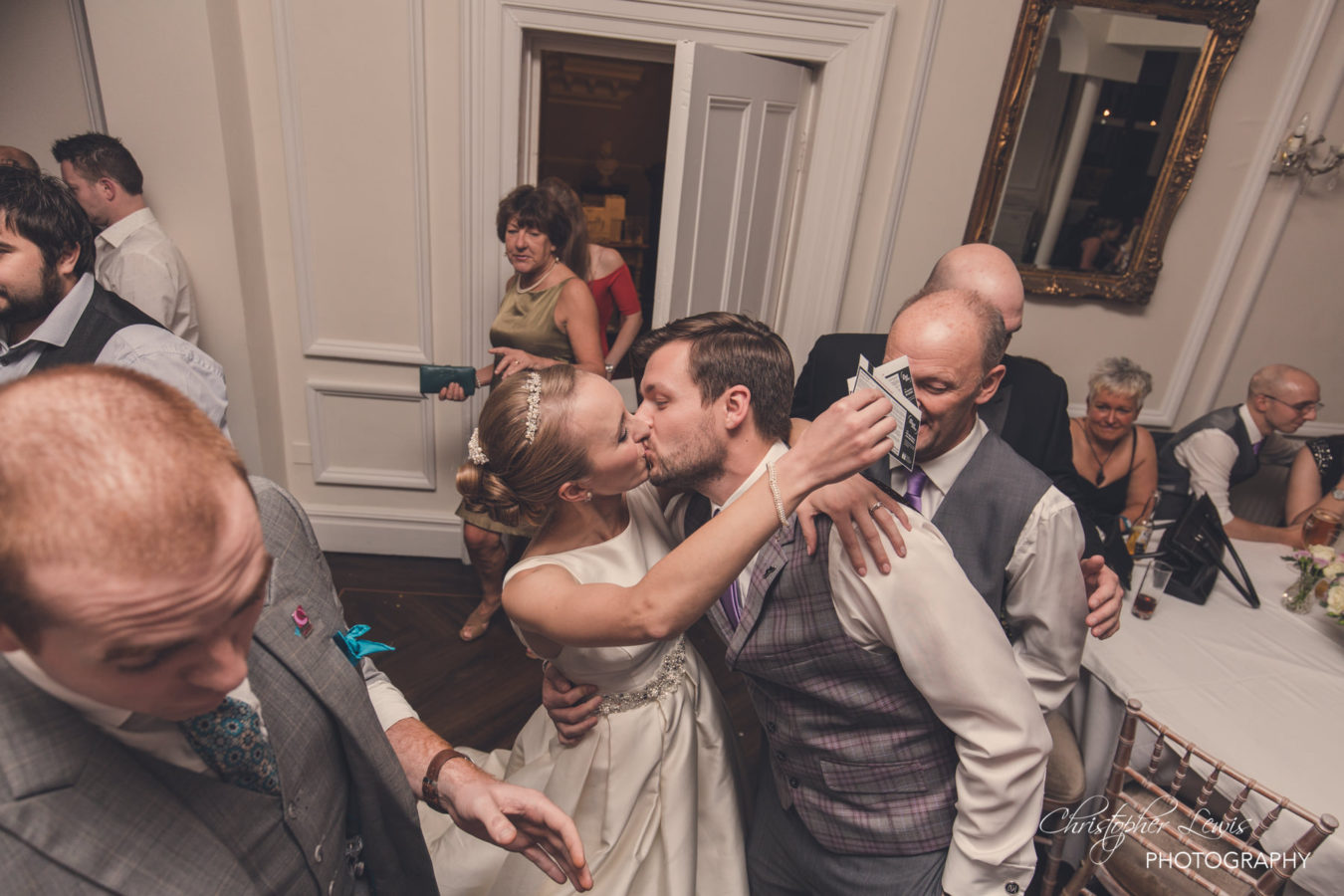 Ashfield House Wedding 204