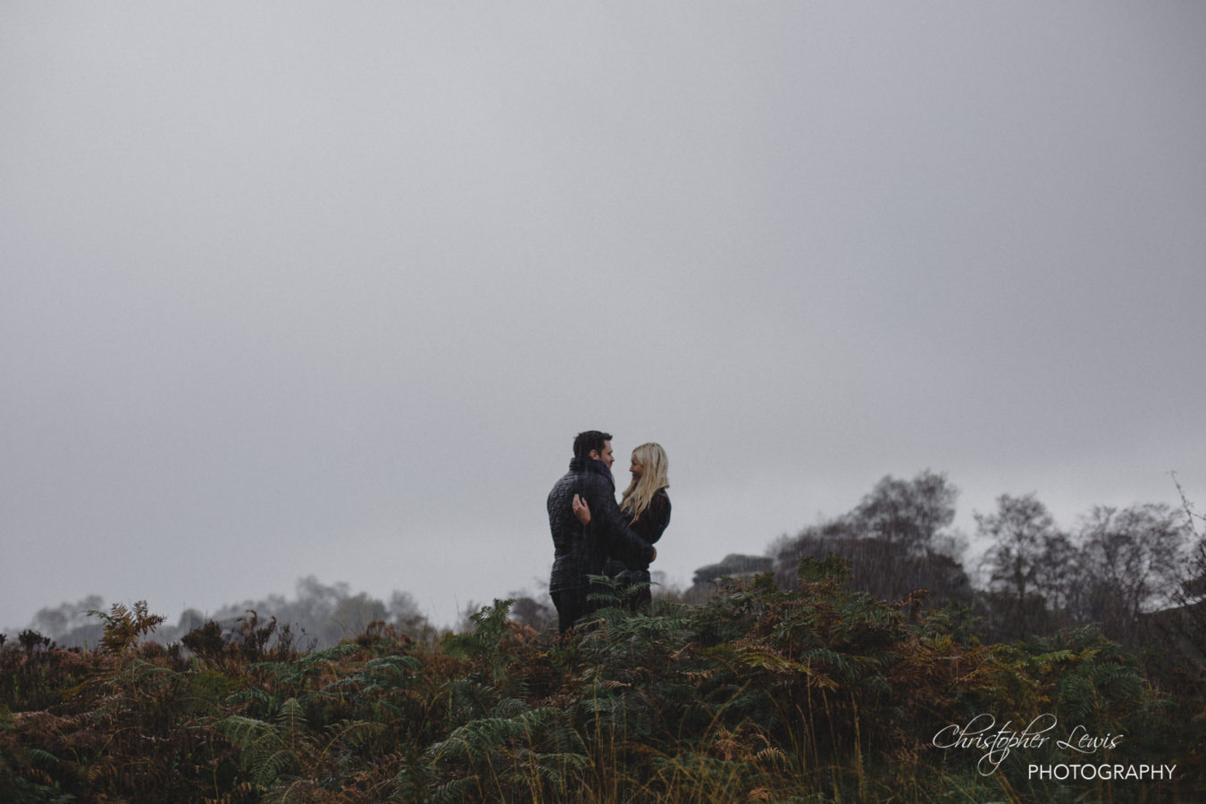 Brimham Rocks Yorkshire Pre Wedding Photoshoot 26