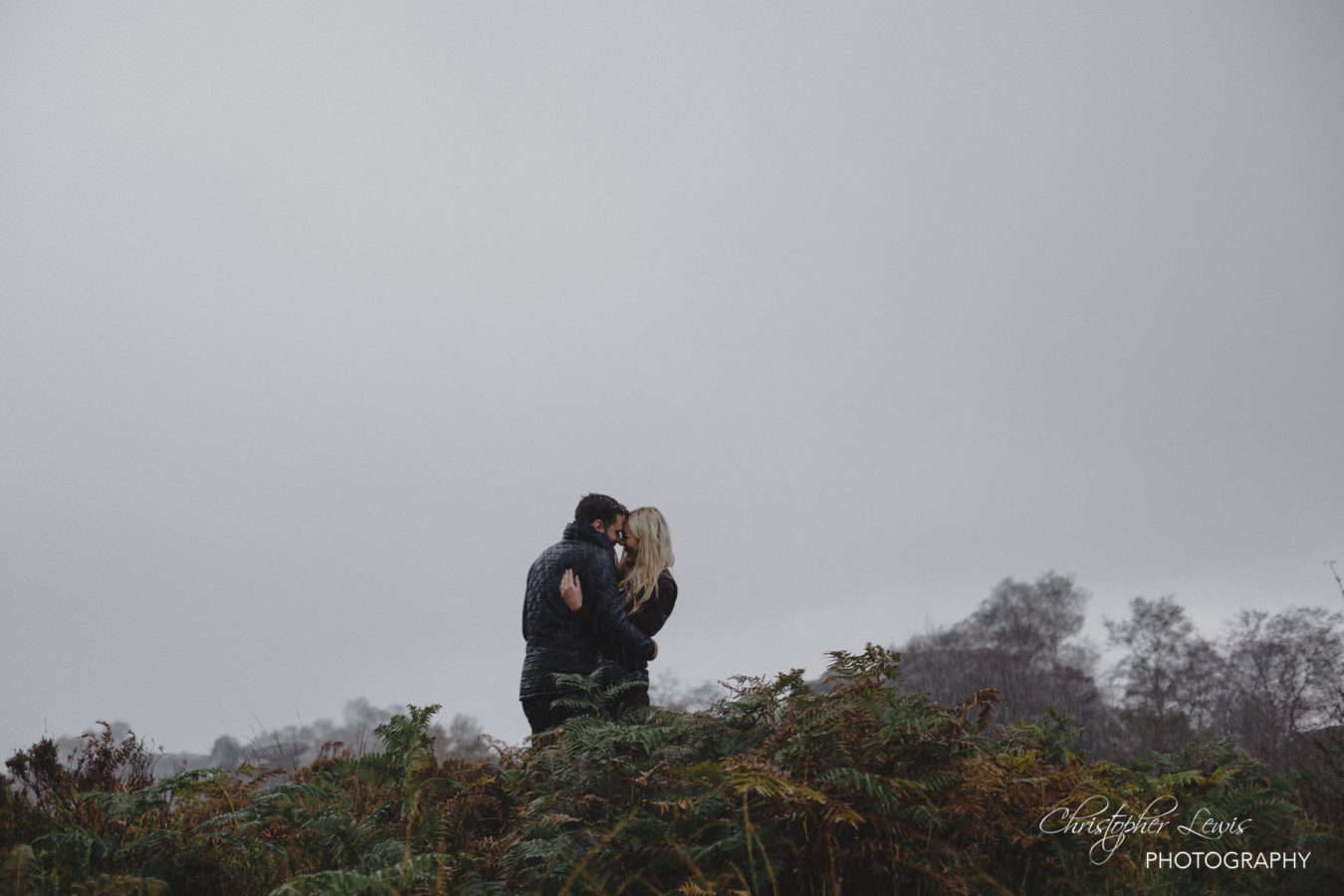 Brimham Rocks Yorkshire Pre Wedding Photoshoot 27