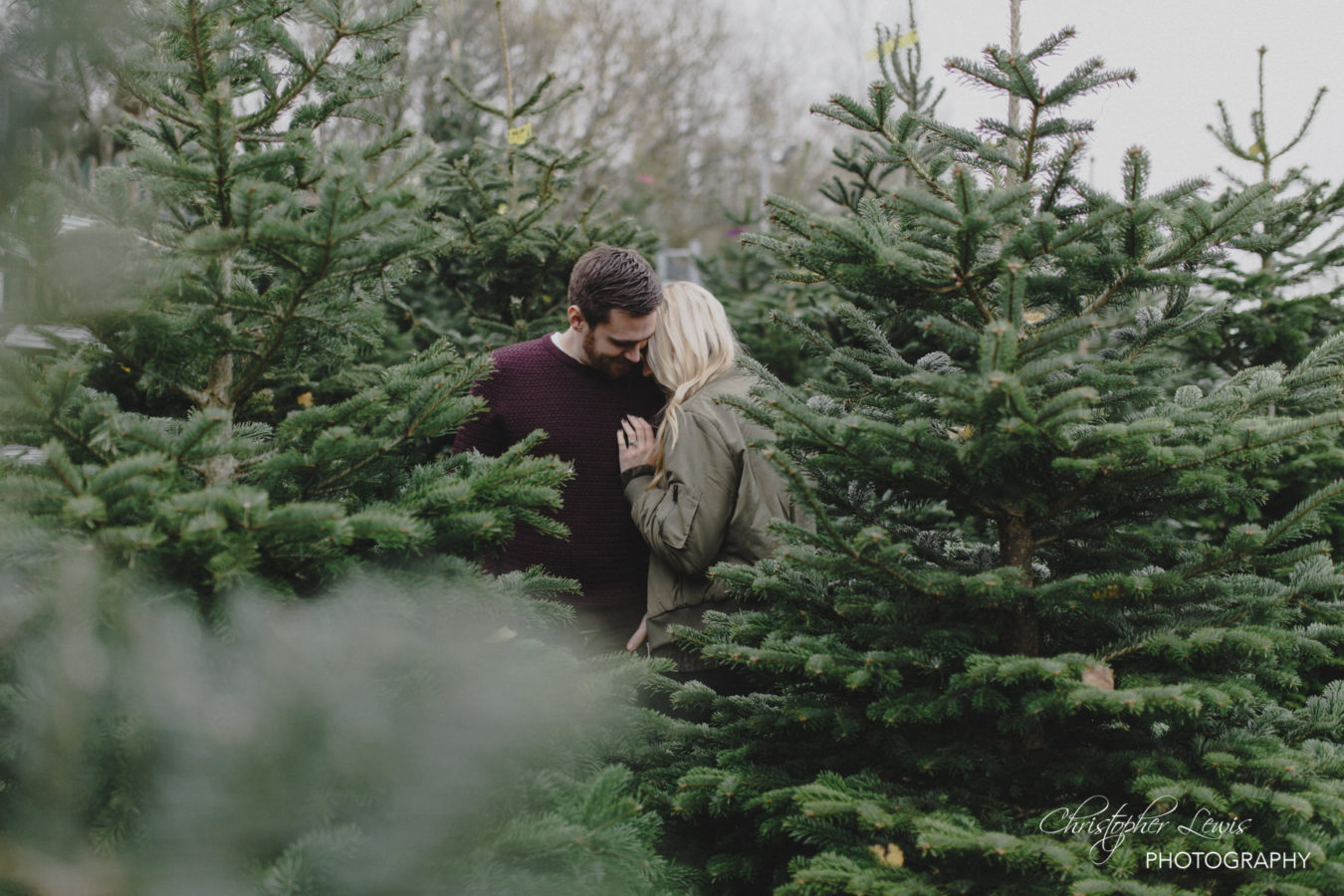 Christmas Pre-Wedding Photography 1