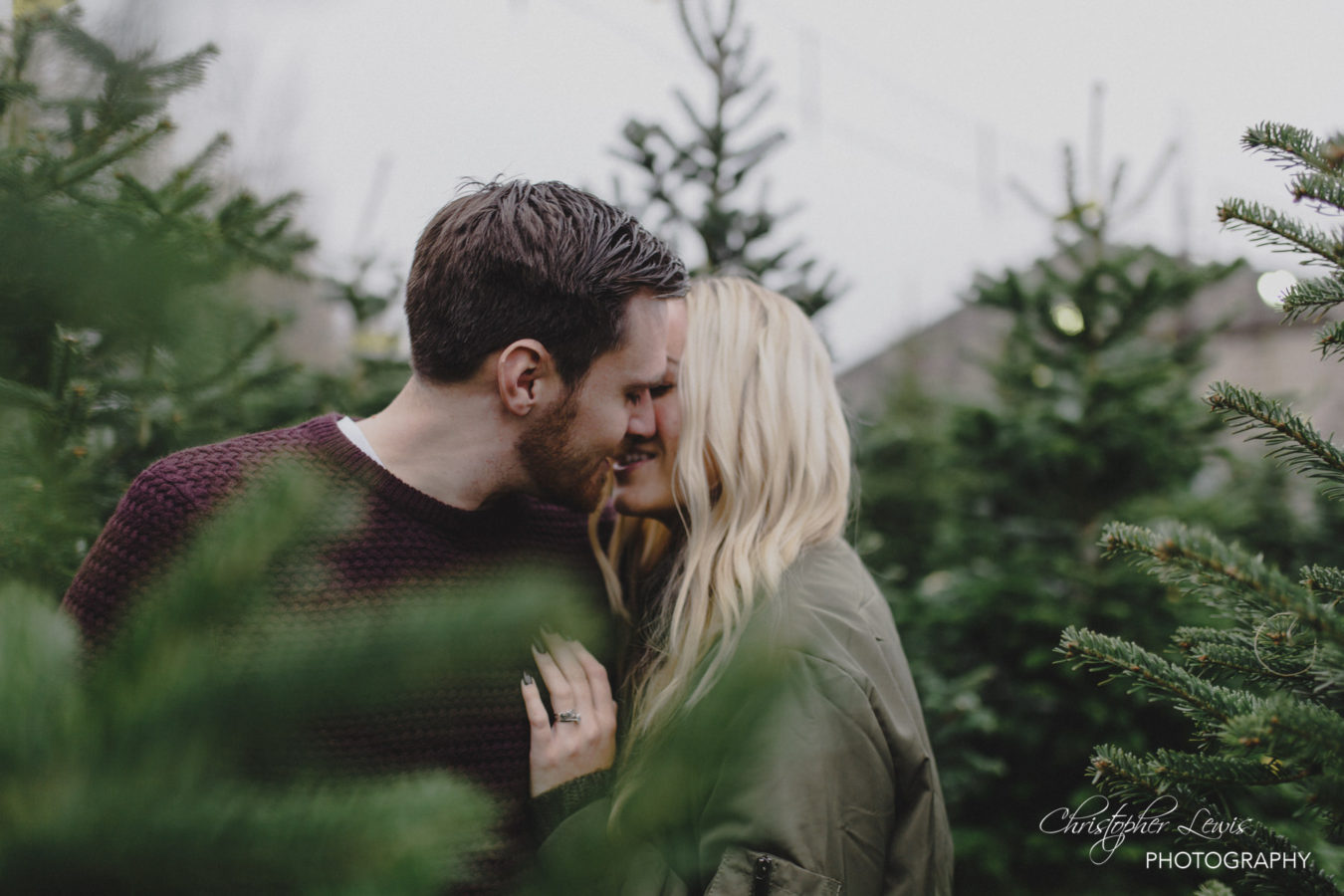 Christmas Pre-Wedding Photography 3