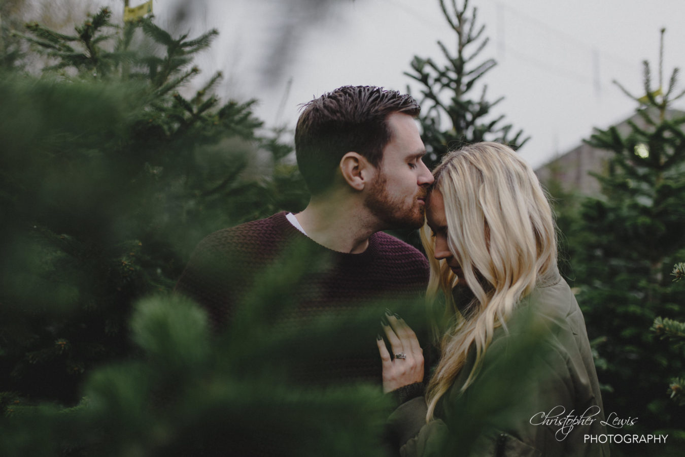 Christmas Pre-Wedding Photography 5