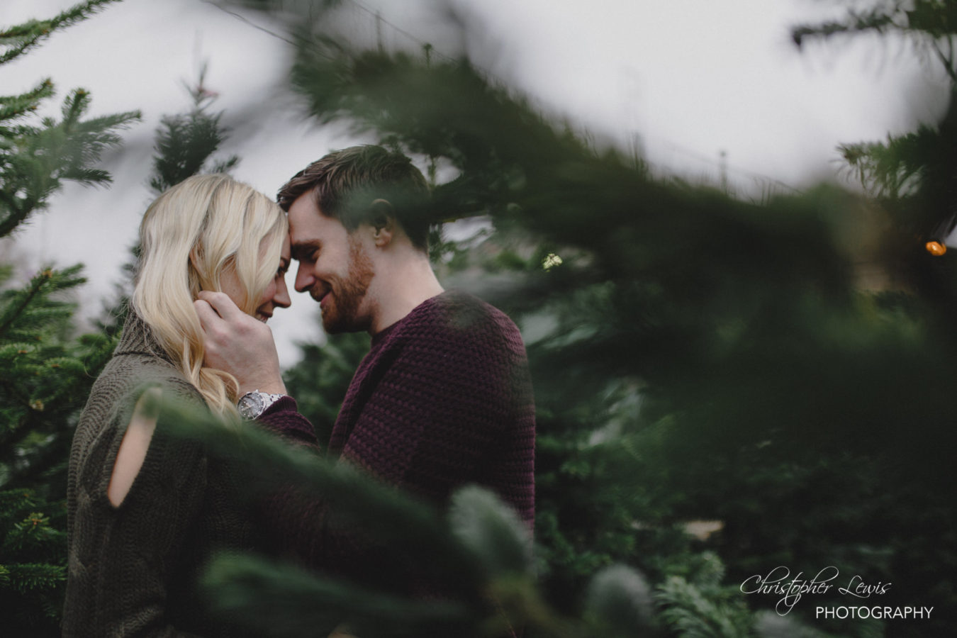 Christmas Pre-Wedding Photography 8