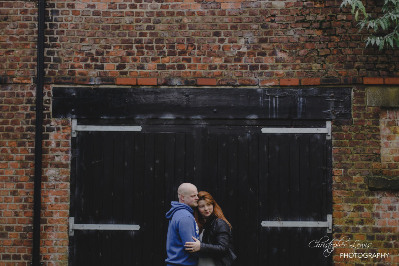 Fletcher Moss Pre-Wedding Photography 6