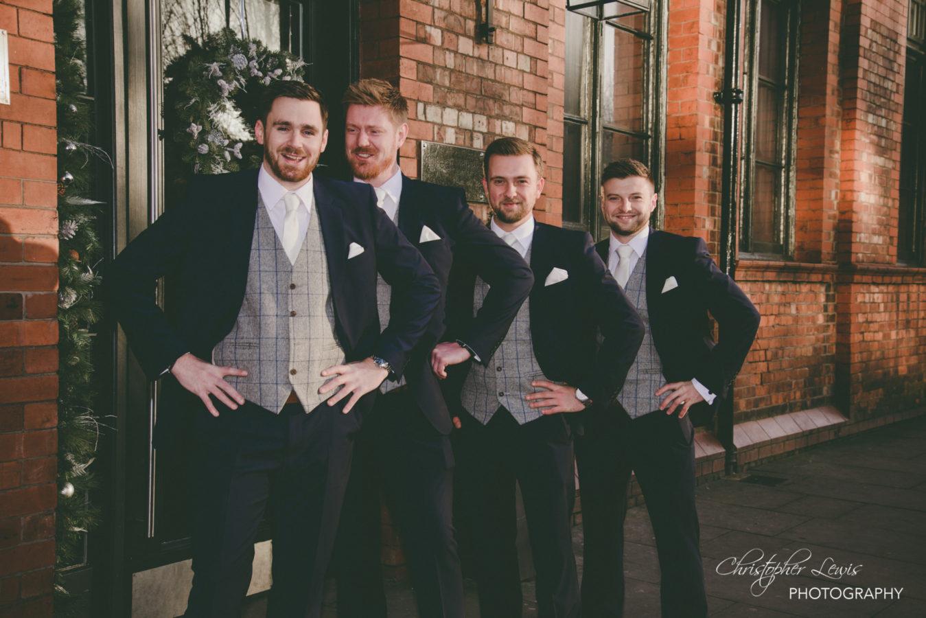 Great John Street Wedding 42