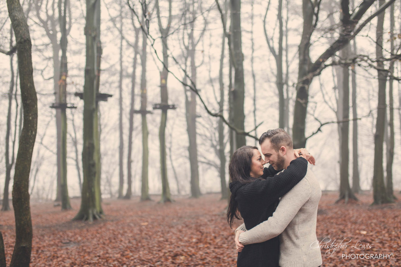 winter pre-wedding photoshoot 46