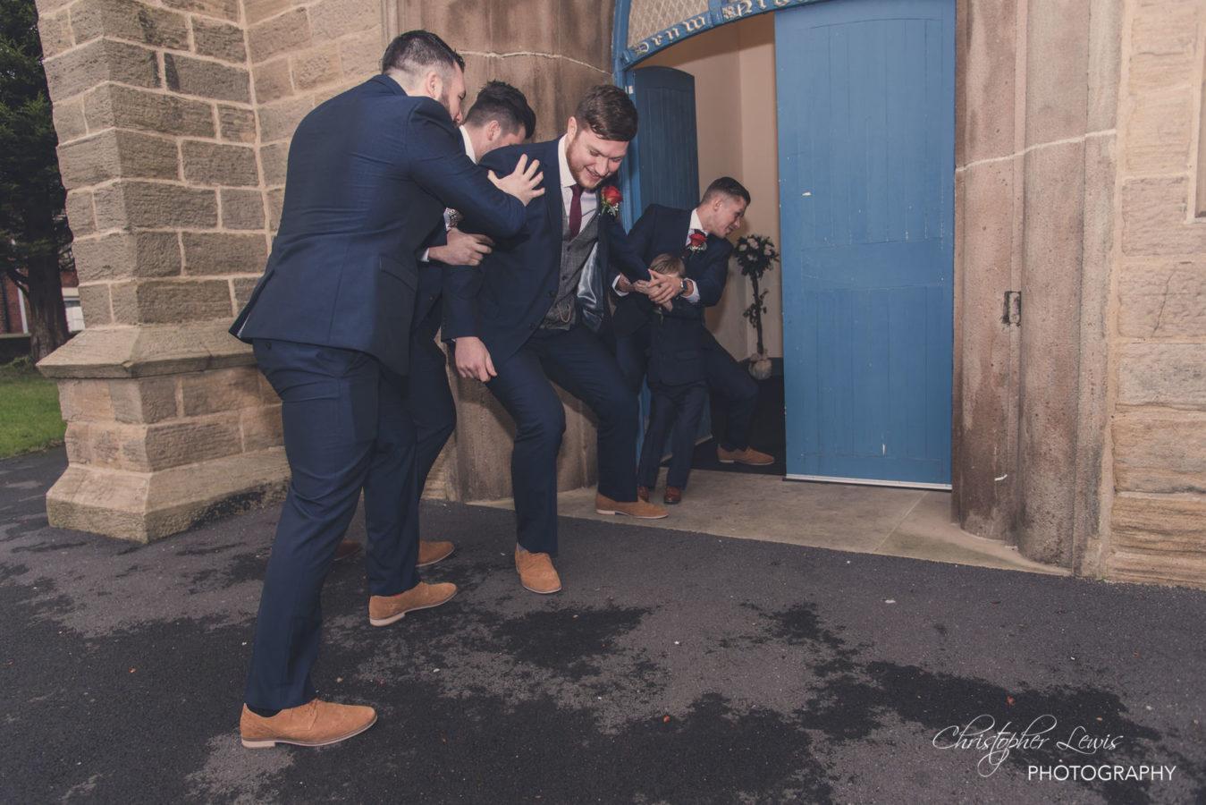 Lancashire Manor Wedding 21