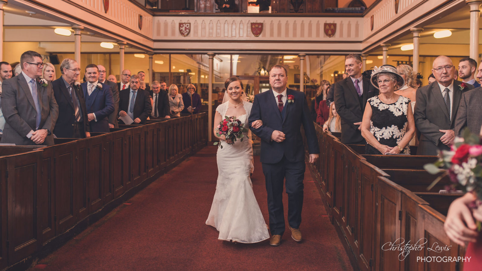 Lancashire Manor Wedding 26