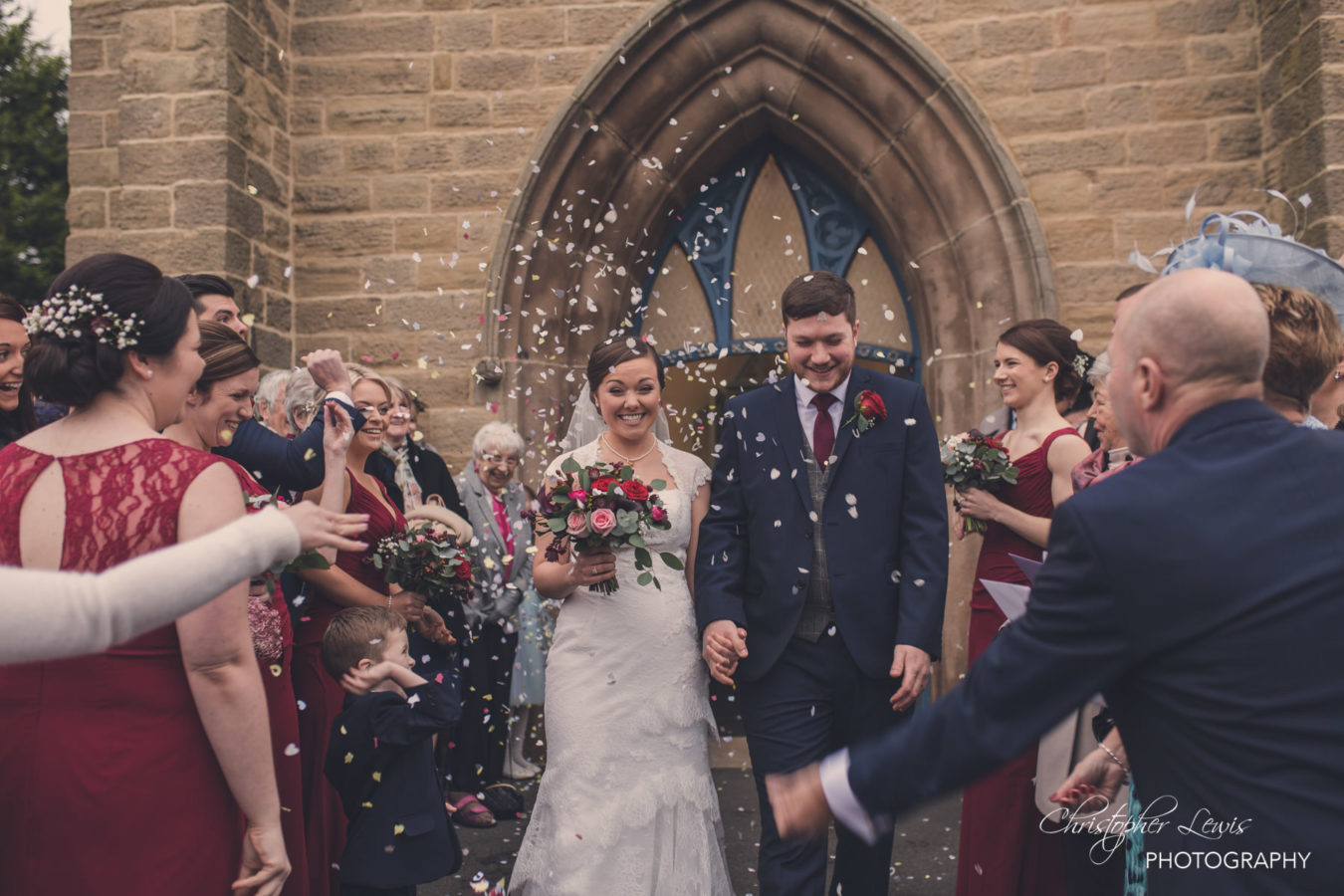 Lancashire Manor Wedding 35