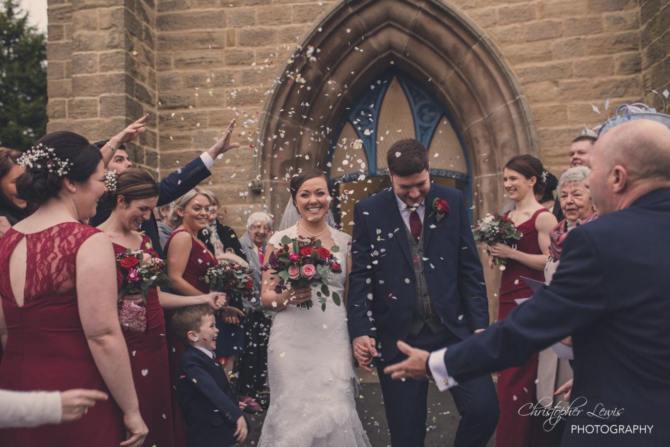 Lancashire Manor Wedding 36
