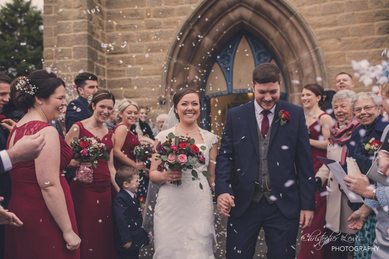 Lancashire Manor Wedding 37