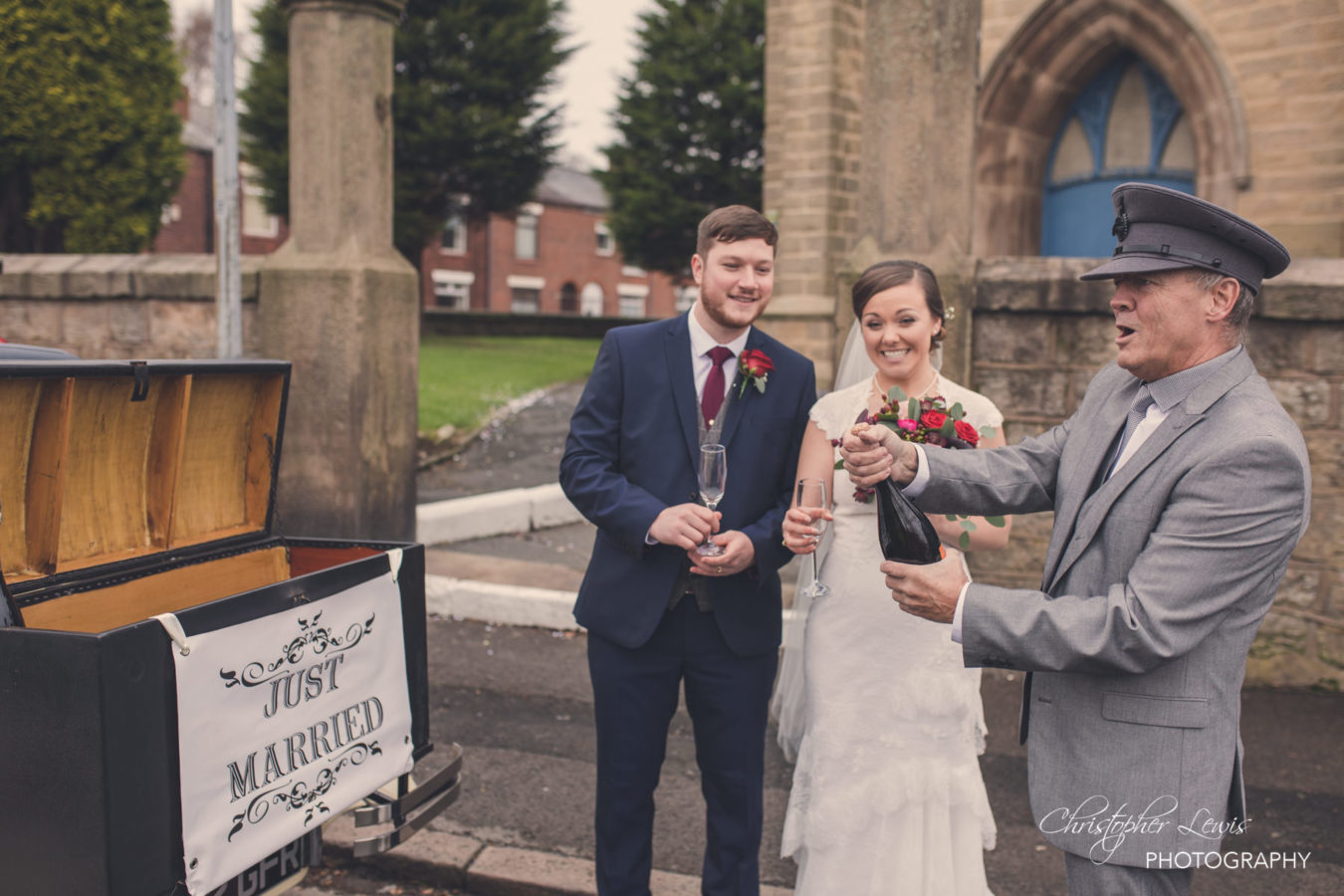 Lancashire Manor Wedding 44