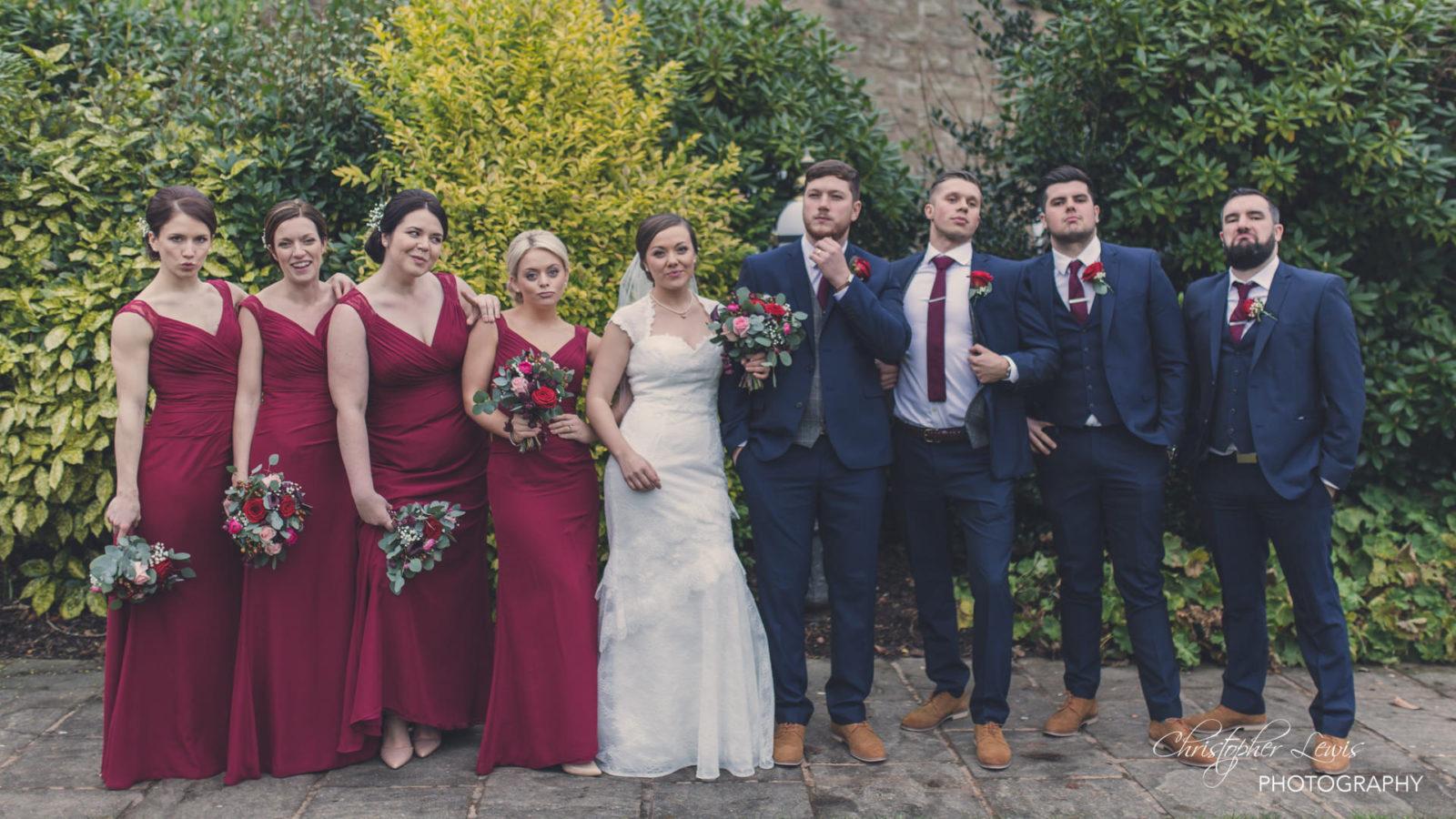 Lancashire Manor Wedding 74