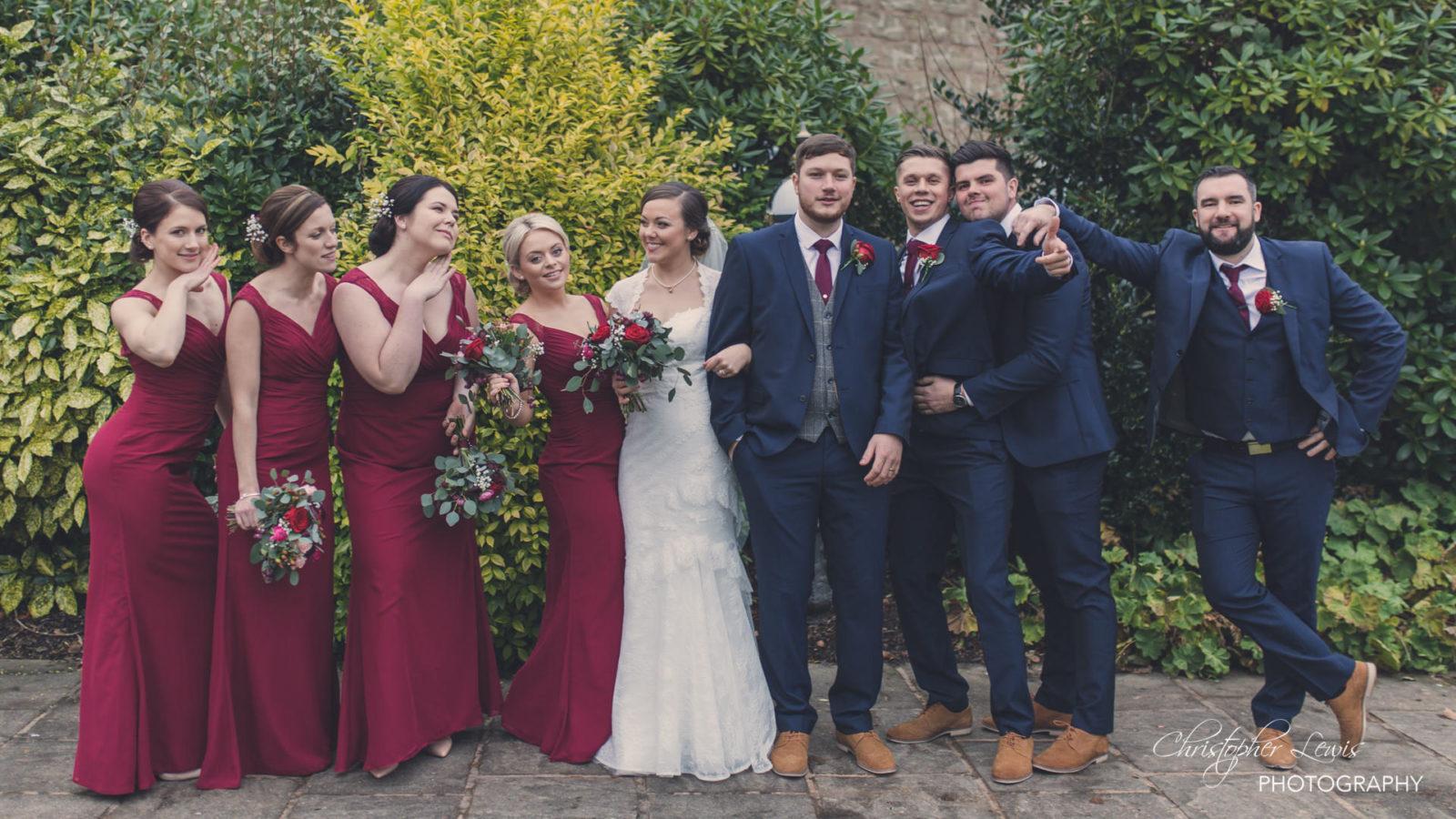 Lancashire Manor Wedding 76