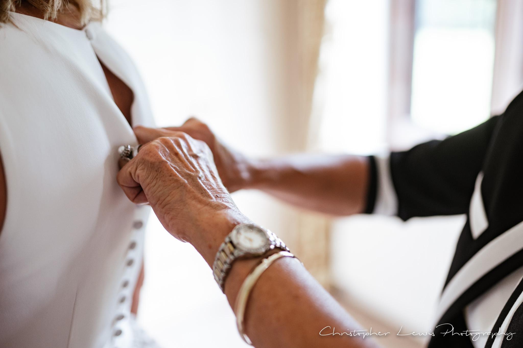 Colshaw Hall Wedding mother-of-bride