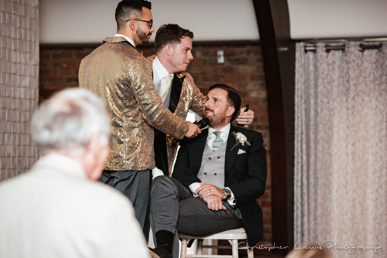 Colshaw Hall Wedding -59