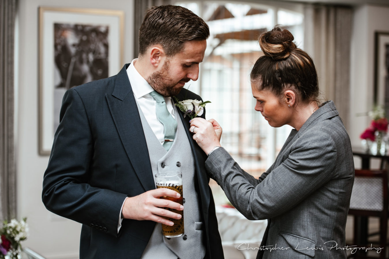 Colshaw Hall Wedding -6