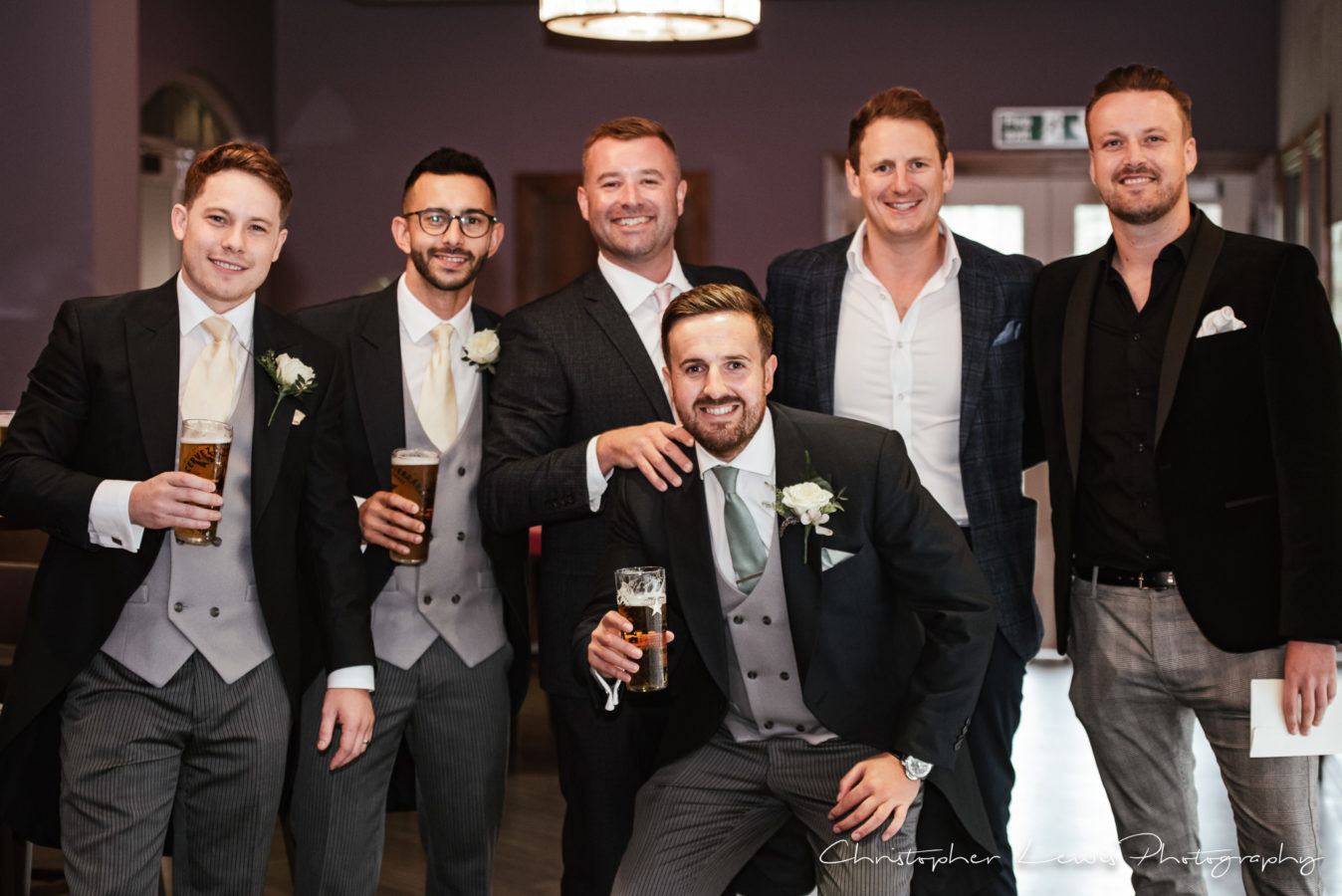 Colshaw Hall Wedding -7