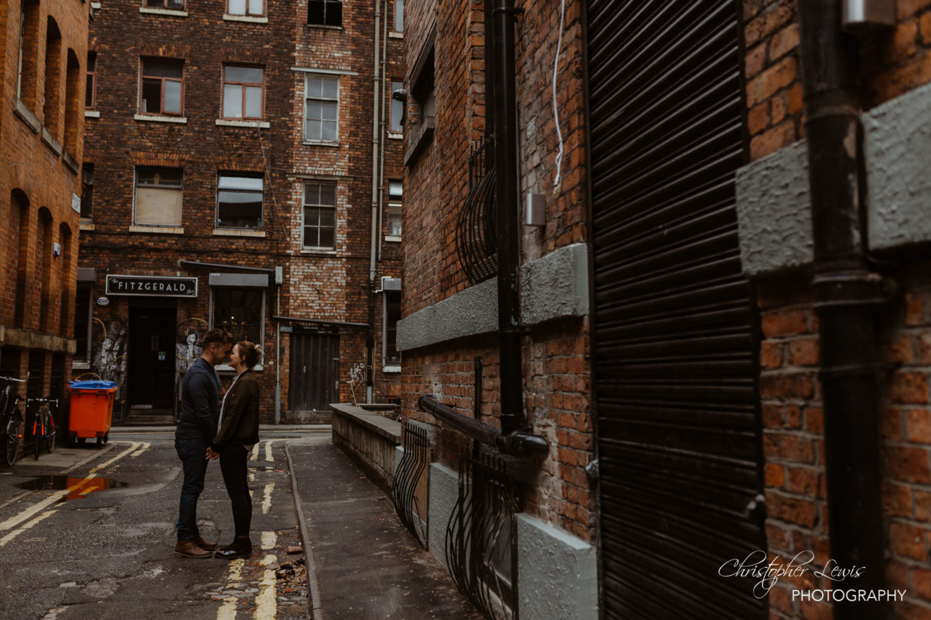 Northern-Quarter-Manchester-Pre-Wedding-Photoshoot-19