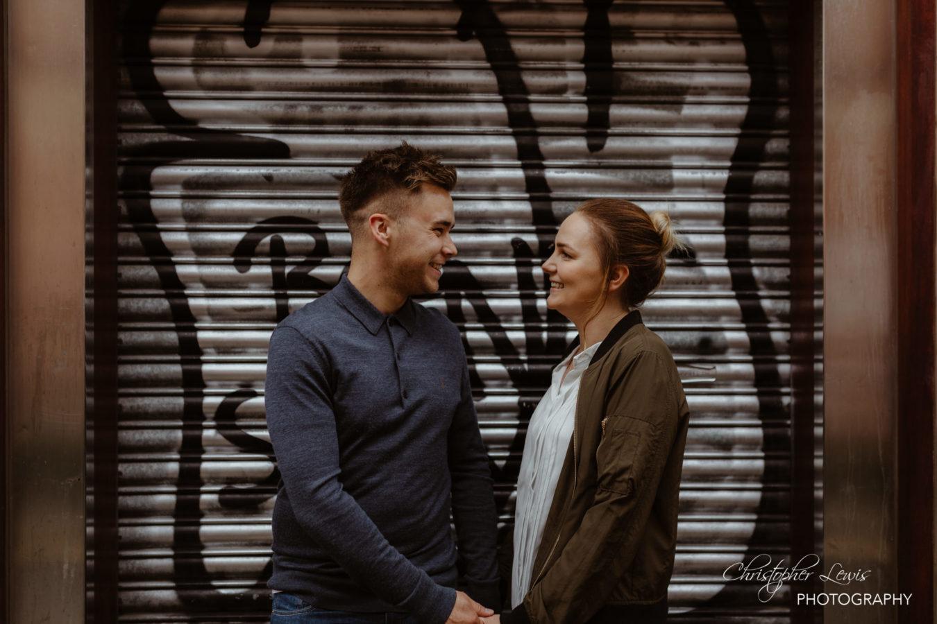 Northern-Quarter-Manchester-Pre-Wedding-Photoshoot-29