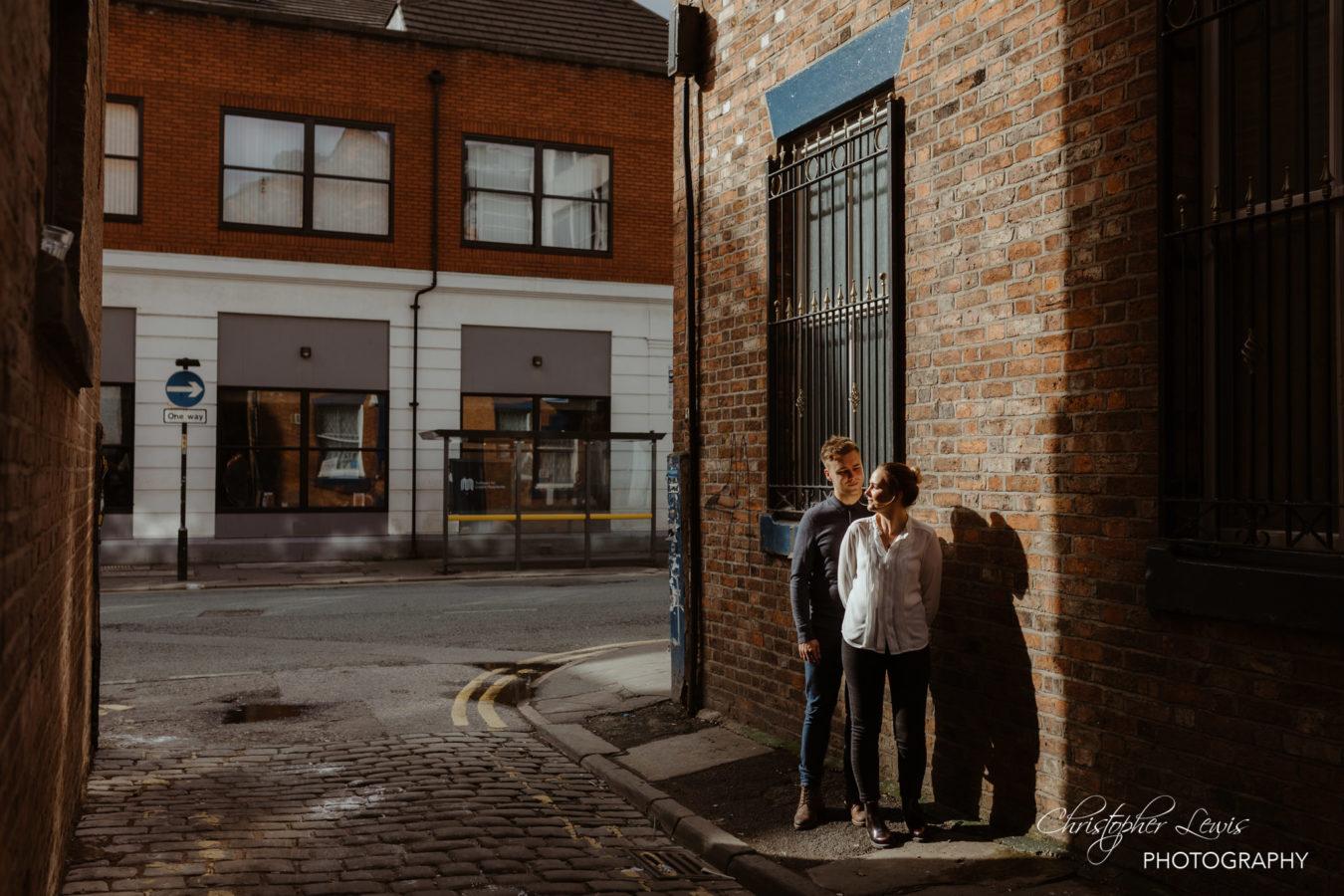 Northern-Quarter-Manchester-Pre-Wedding-Photoshoot-36