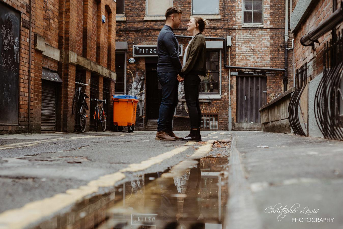 Northern-Quarter-Manchester-Pre-Wedding-Photoshoot-5