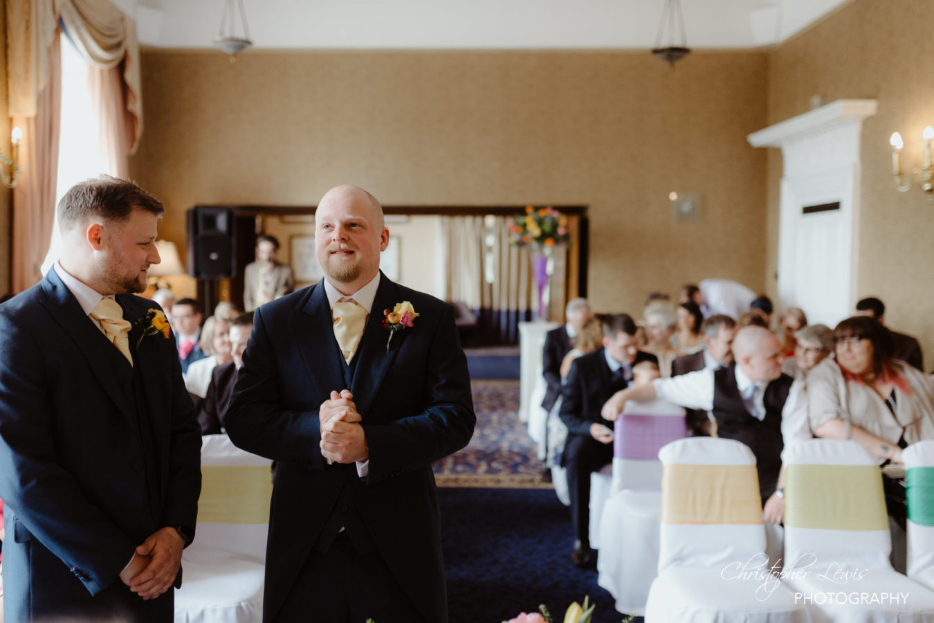 Shrigley-Hall-Wedding-25