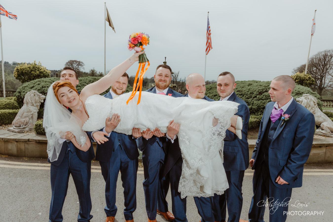 Shrigley-Hall-Wedding-37