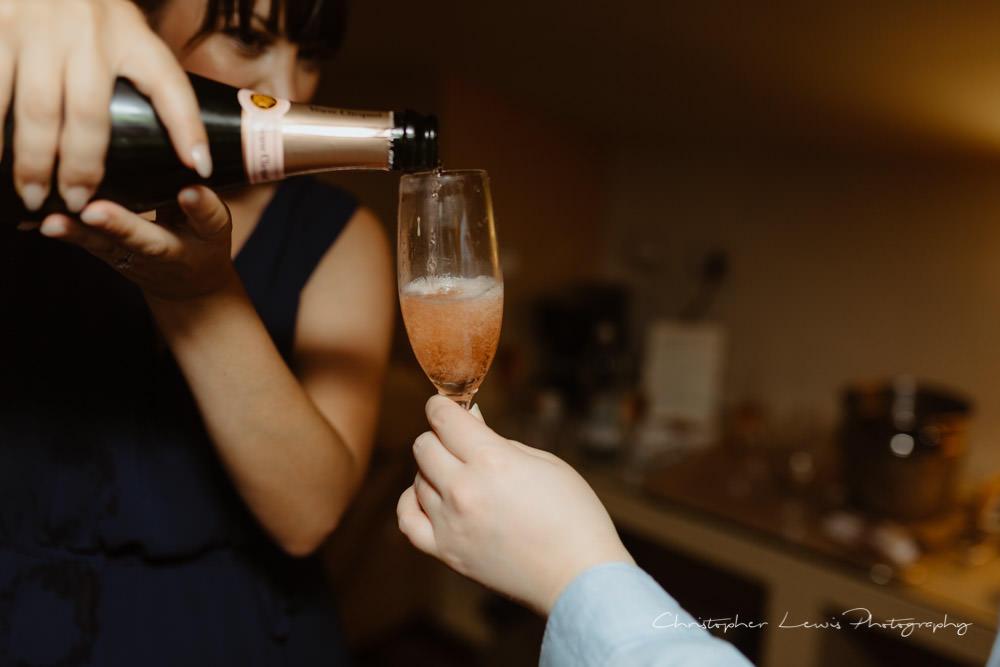 Carlotta champagne lap dance