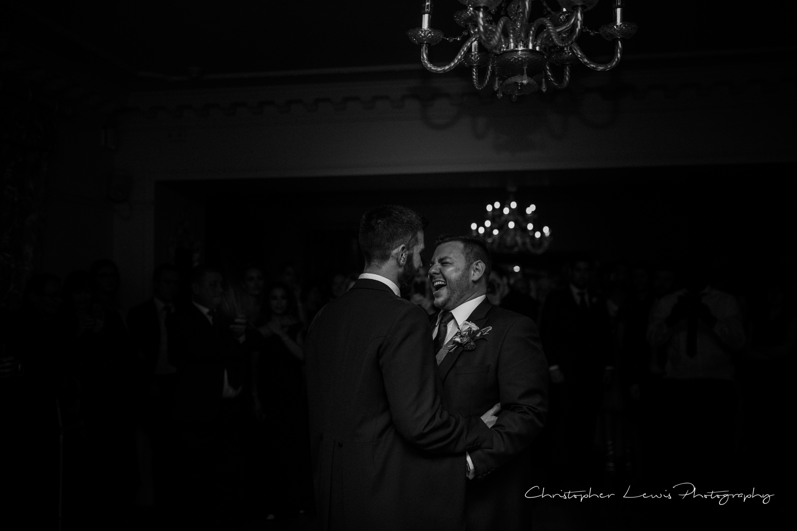 eaves hall wedding first dance