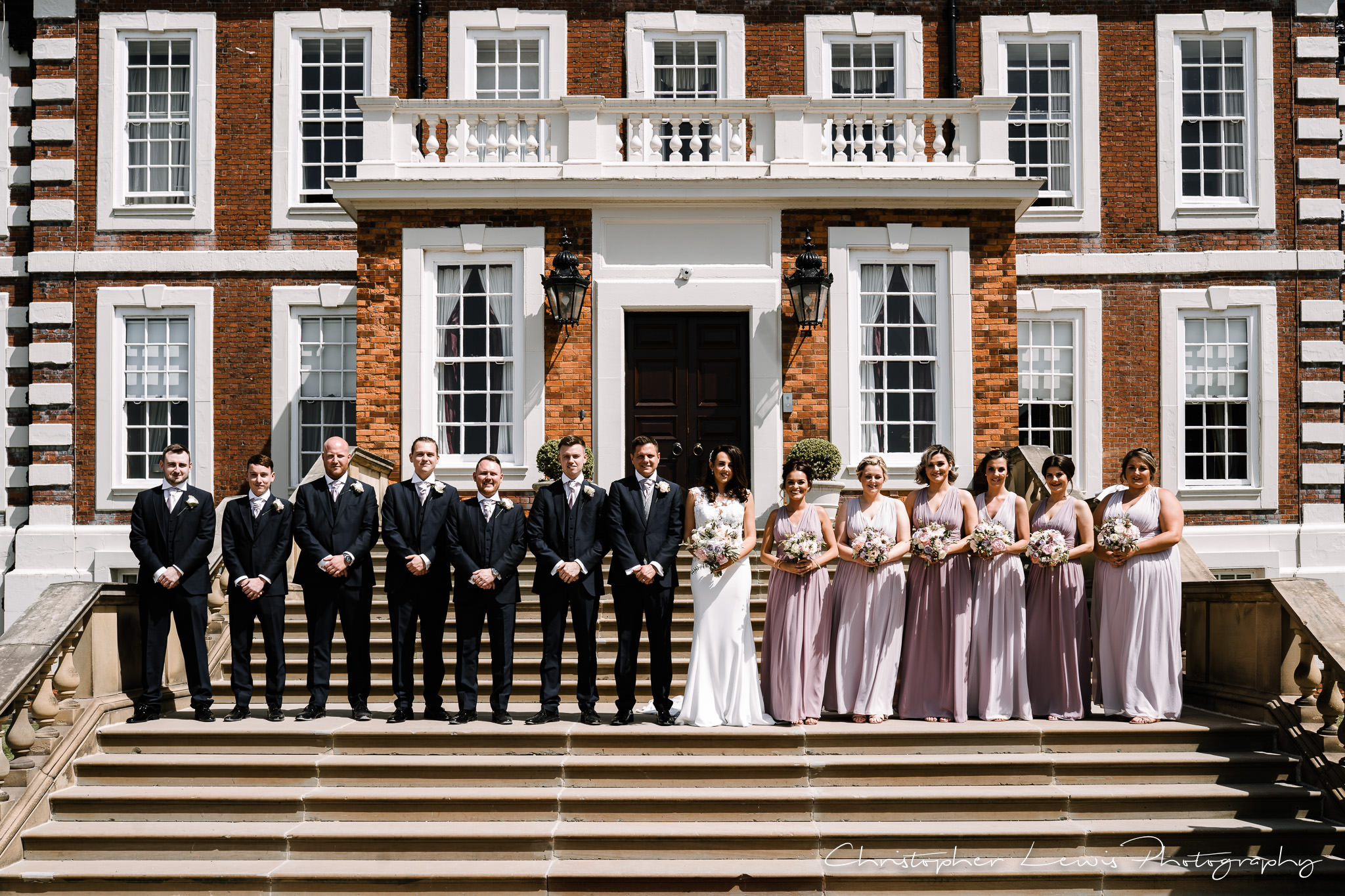 Knowsley Hall Wedding