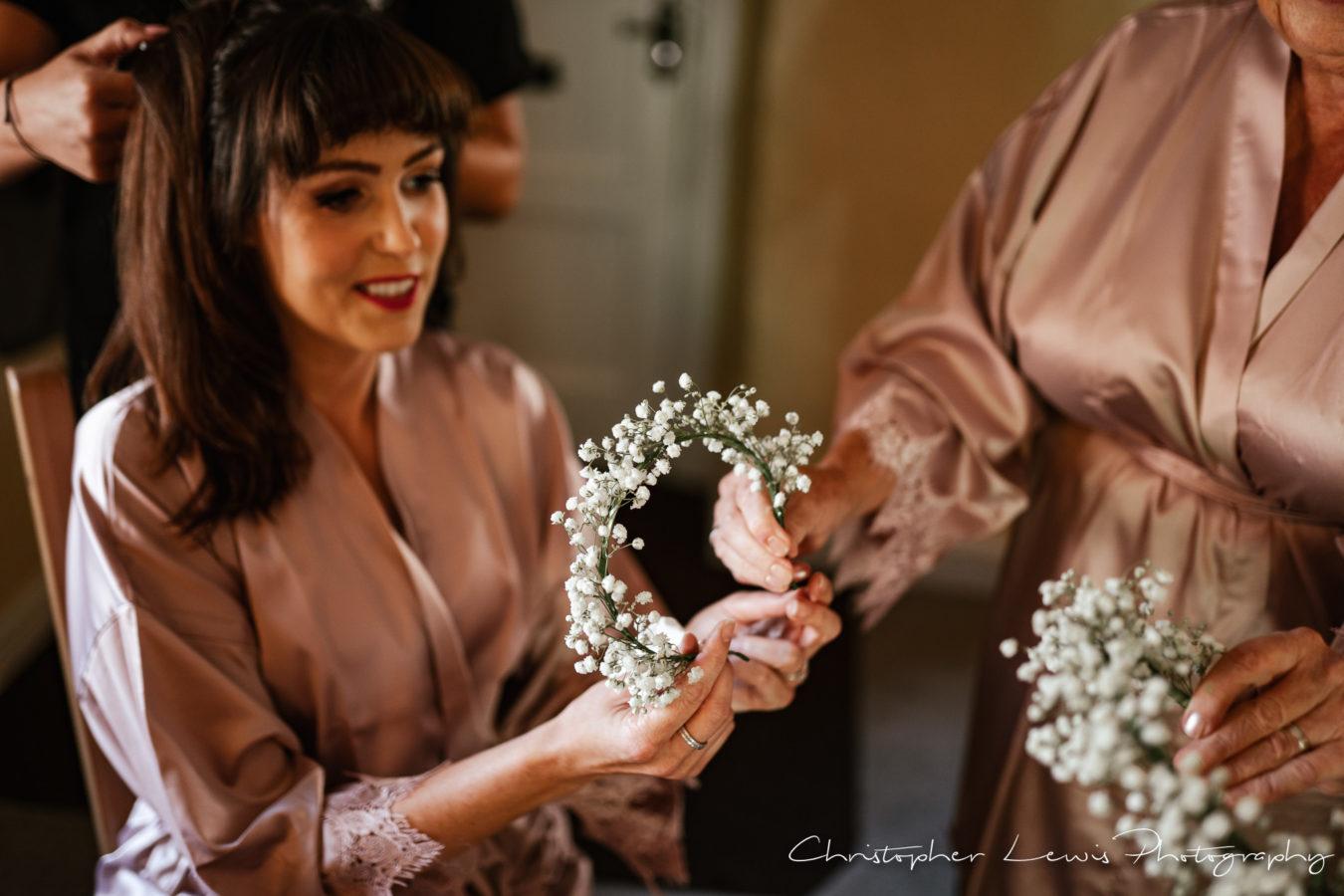 Browsholme Hall Wedding - 1
