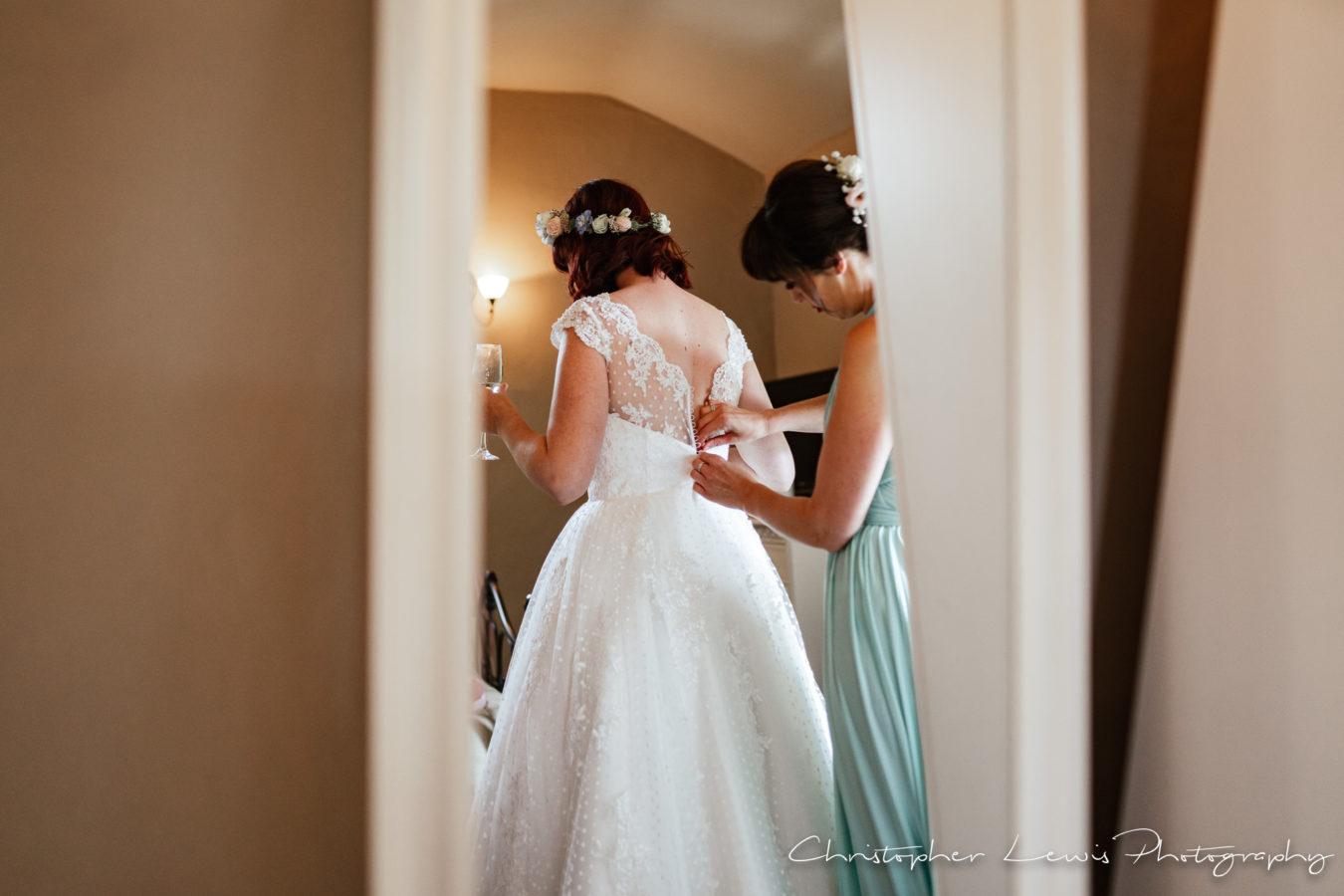 Browsholme Hall Wedding - 18