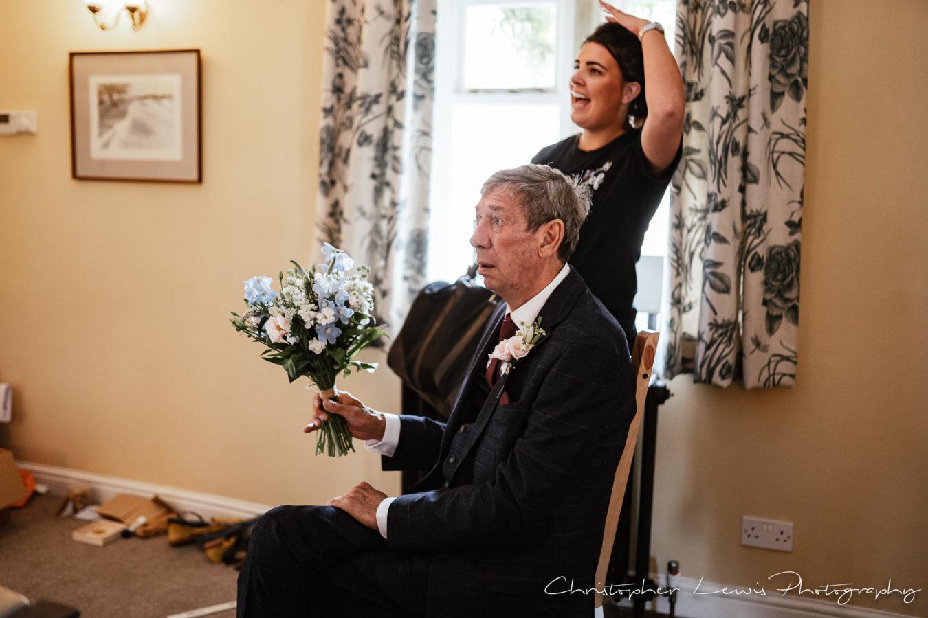 Browsholme Hall Wedding - 26