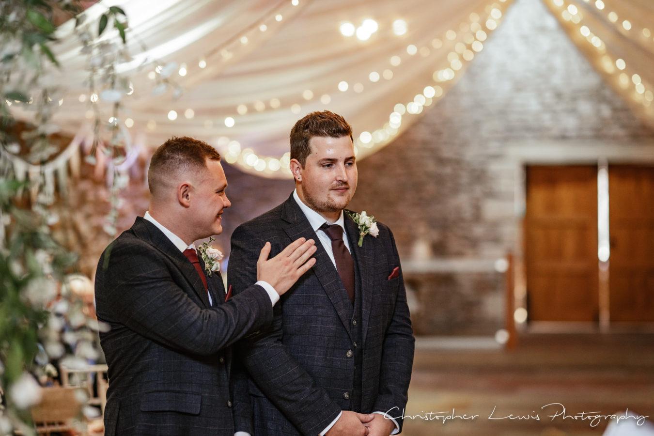 Browsholme Hall Wedding - 28