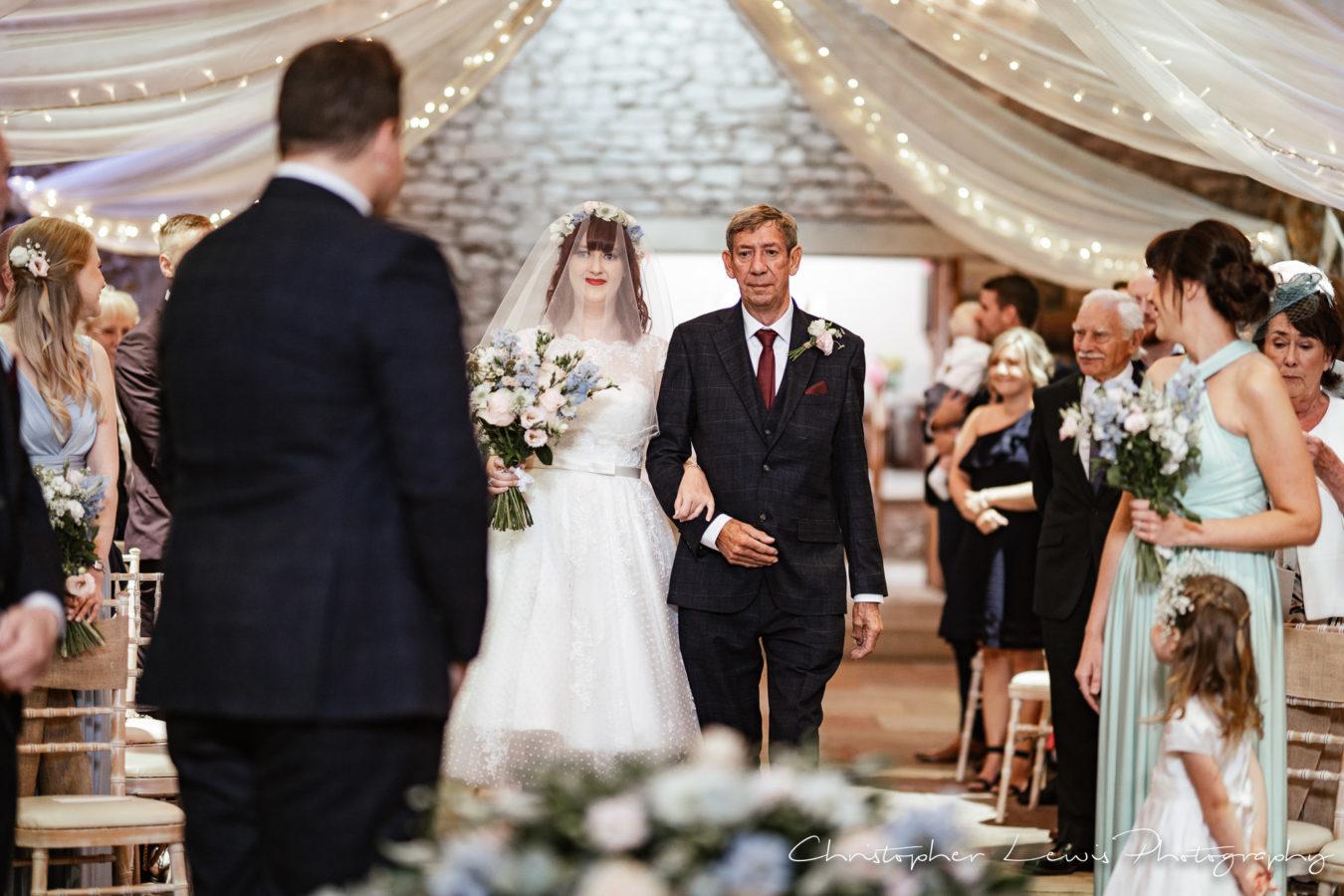 Browsholme Hall Wedding - 32