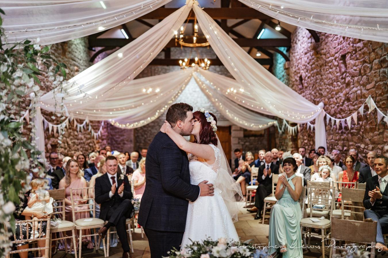 Browsholme Hall Wedding - 39