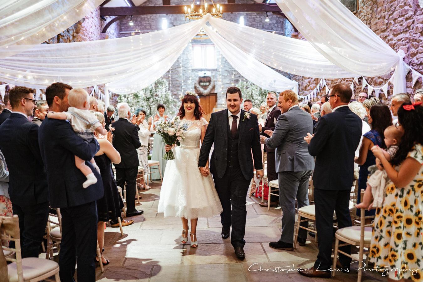 Browsholme Hall Wedding - 40