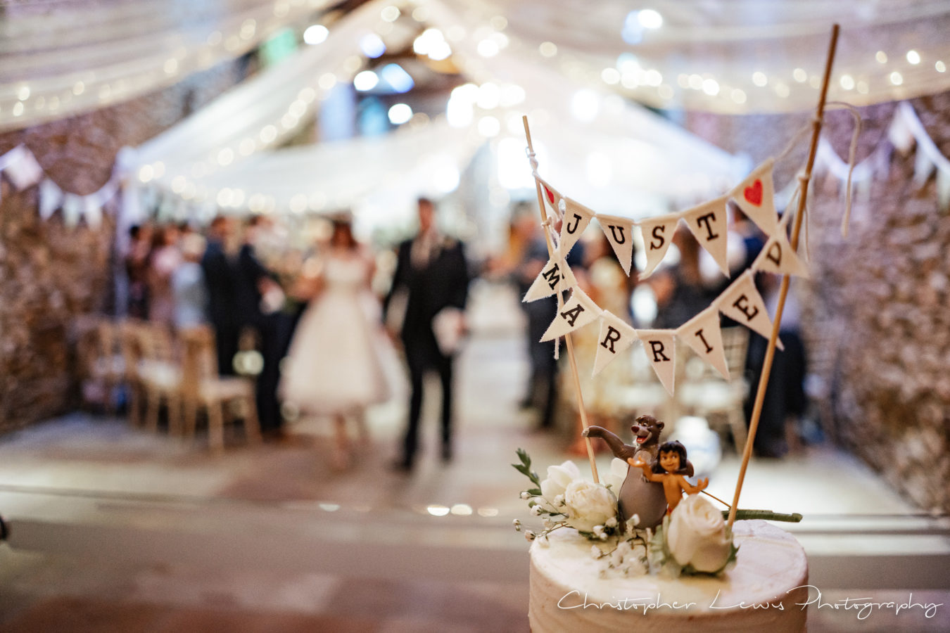 Browsholme Hall Wedding - 41