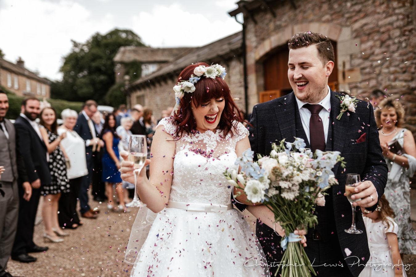 Browsholme Hall Wedding - 45