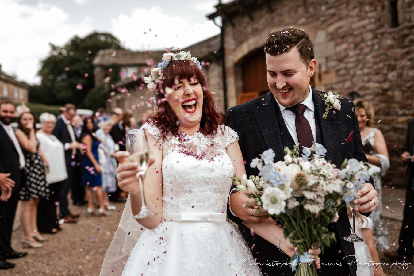 Browsholme Hall Wedding - 46