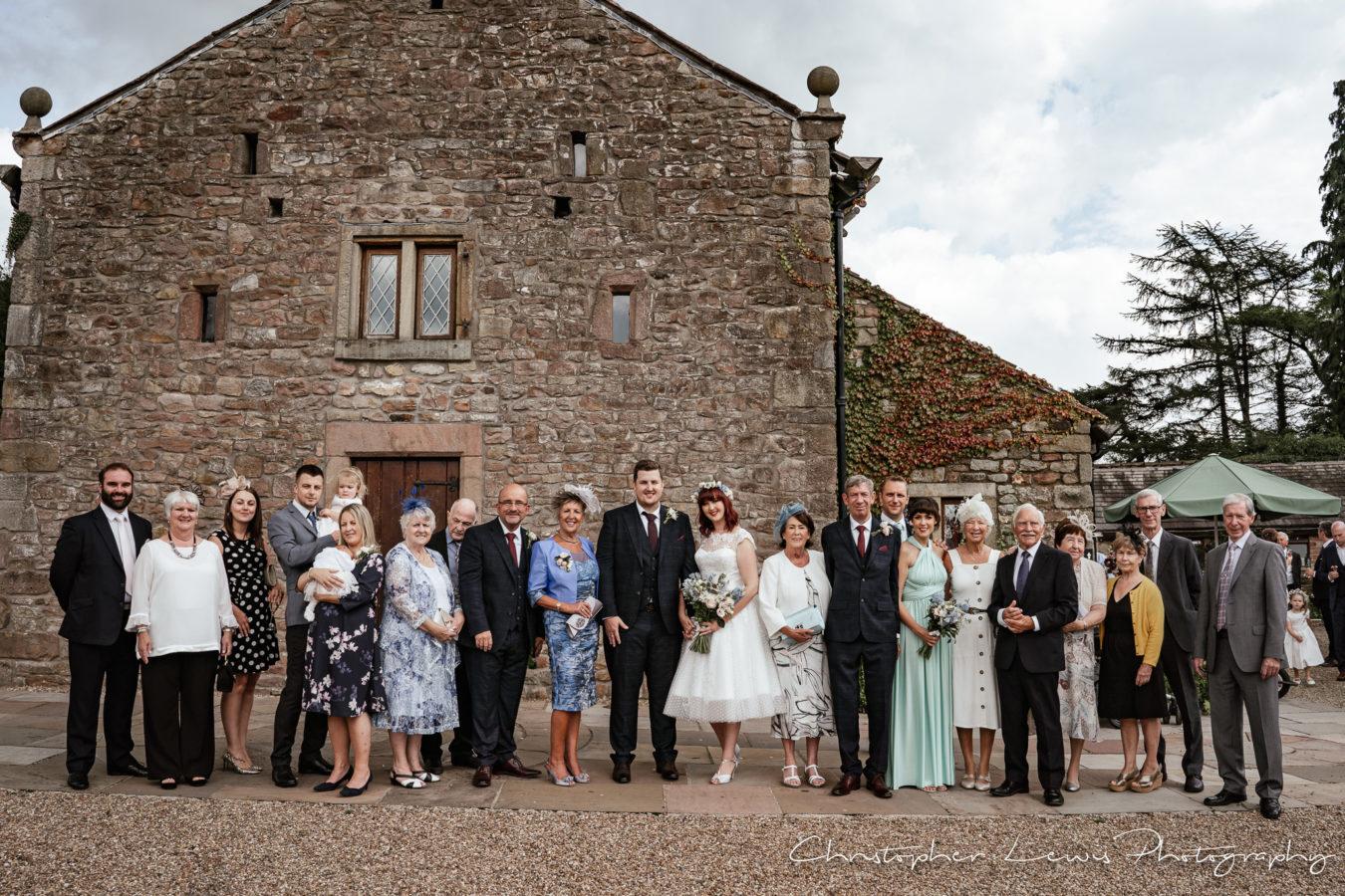 Browsholme Hall Wedding - 47