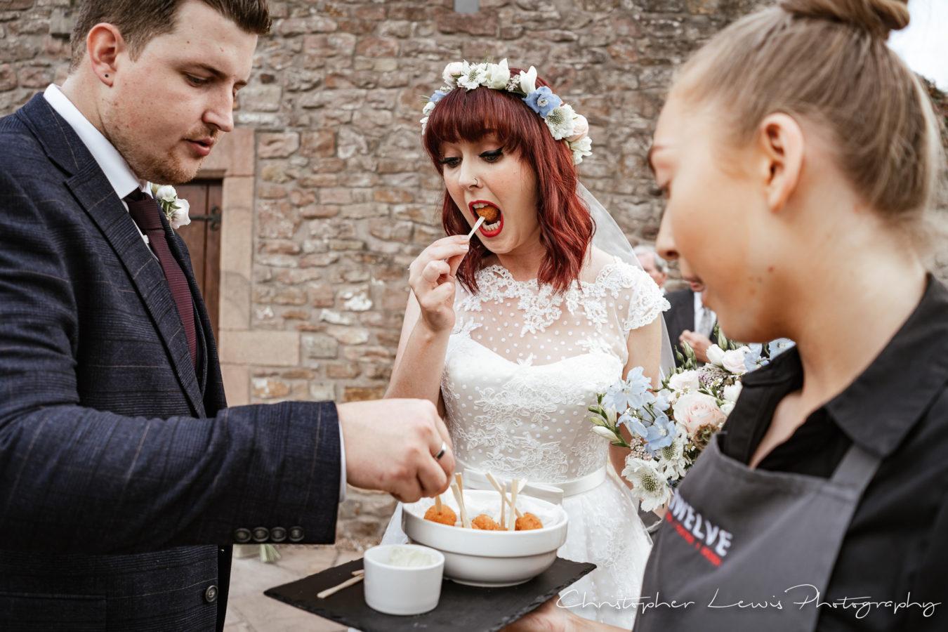 Browsholme Hall Wedding - 49